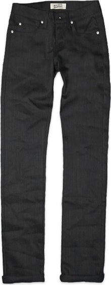 Naked & Famous Black Power Stretch Jeans - Women's