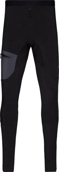 Norrøna Trollveggen Warmwool2 Stretch Tights - Men's