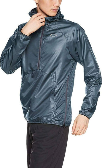 Oakley Enhance Wind Anorak Jacket 1.7 - Men's