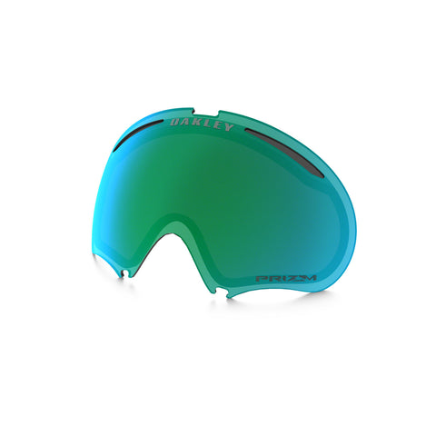 Oakley A-Frame 2.0 Replacement Lens Prizm Jade Iridium