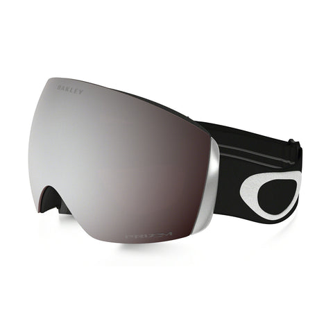 Oakley Flight Deck - Matte Black - Prizm Black Iridium Lens Goggles