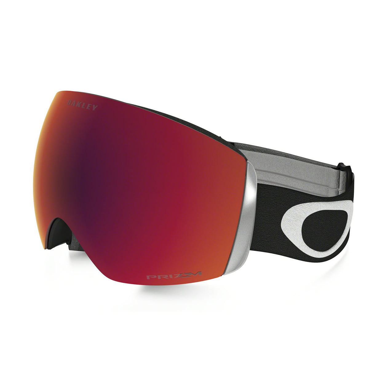 953d1eb623 Oakley Flight Deck - Matte Black - Prizm Torch Iridium Lens Goggles ...
