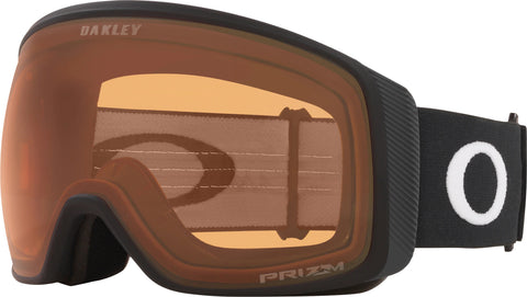 Oakley Flight Tracker XL Goggle - Matte Black - Prizm Snow Persimmon Lens