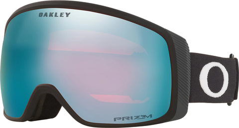Oakley Flight Tracker XM Goggle - Matte Black - Prizm Snow Sapphire Iridium Lens
