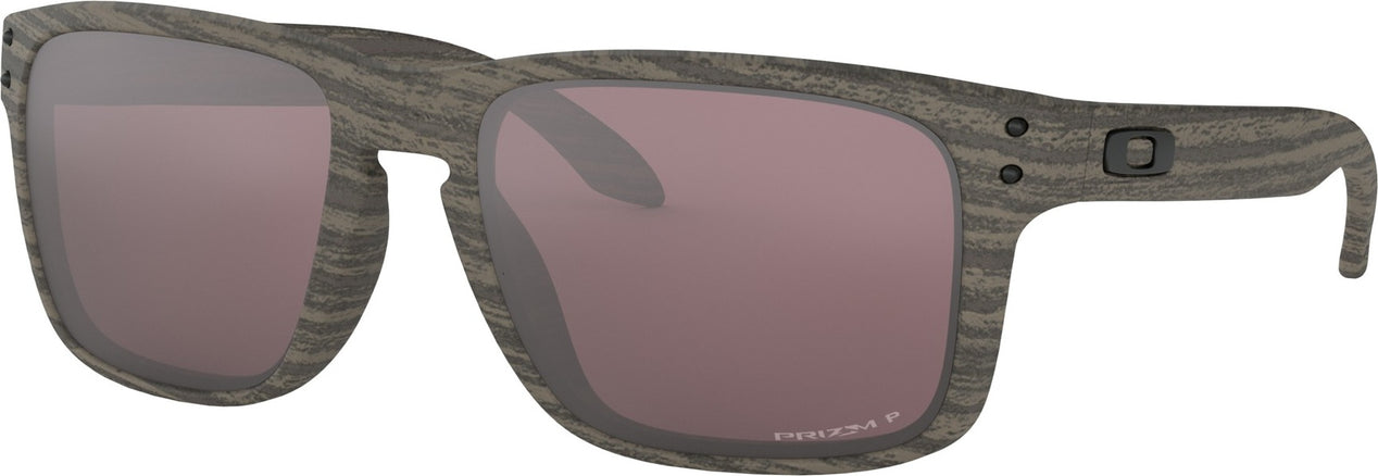 80948593242 Oakley Holbrook - Woodgrain - Prizm Daily Polarized Lens Sunglasses ...