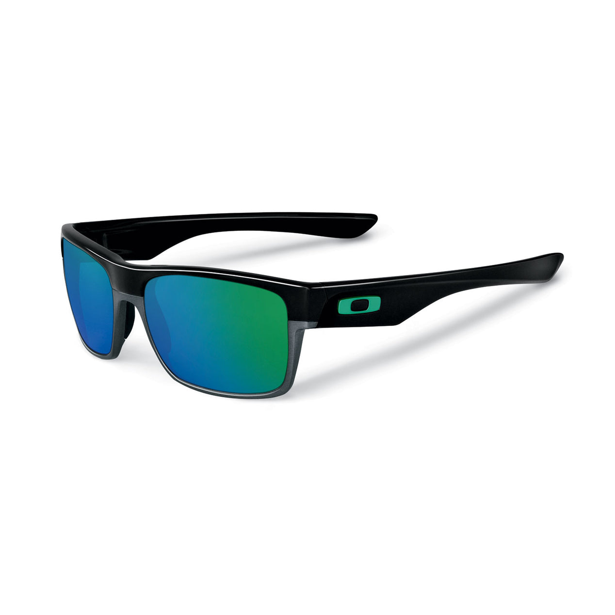 644776da68 Oakley Twoface - Polished Black - Jade Iridium Lens