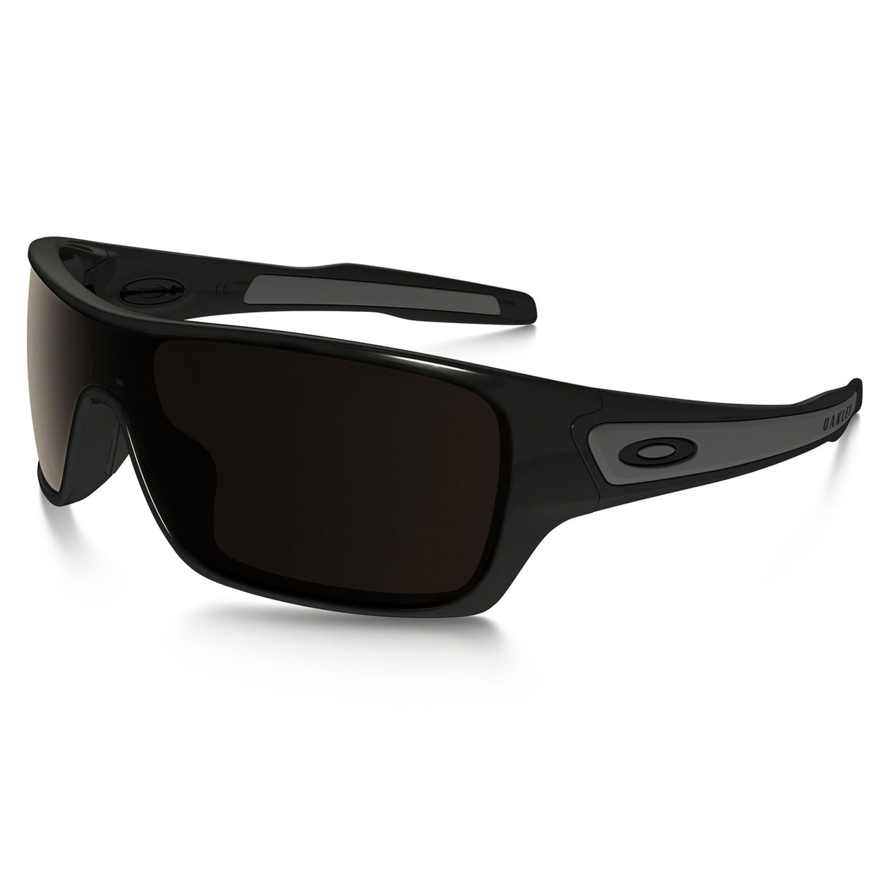 ee21c64f8a5 Oakley Turbine Rotor Polished Black with Prizm Deep Water Polarized Lens