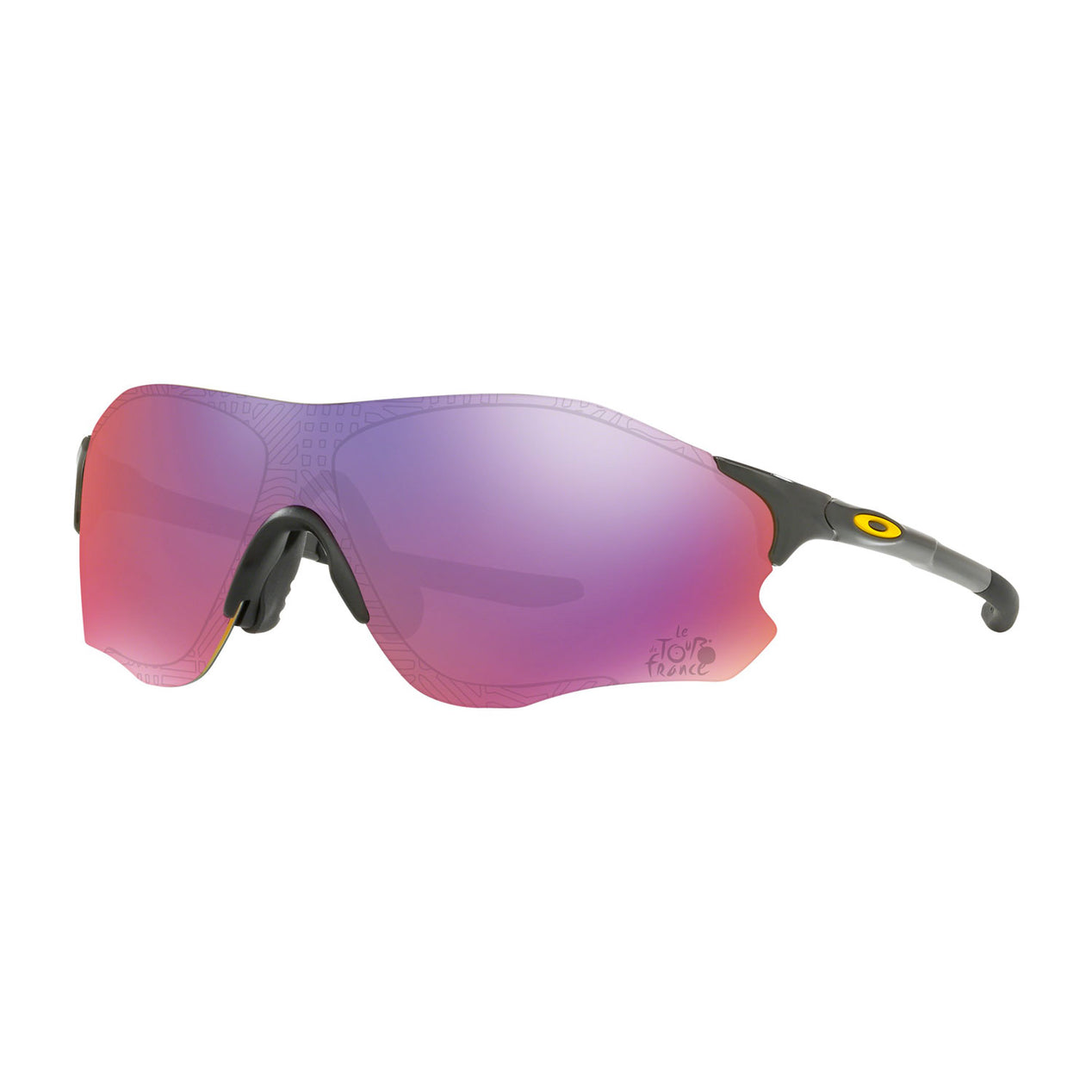 51bc88765fdda Oakley Evzero Path Tdf - Carbon - Prizm Road Lens Sunglasses ...