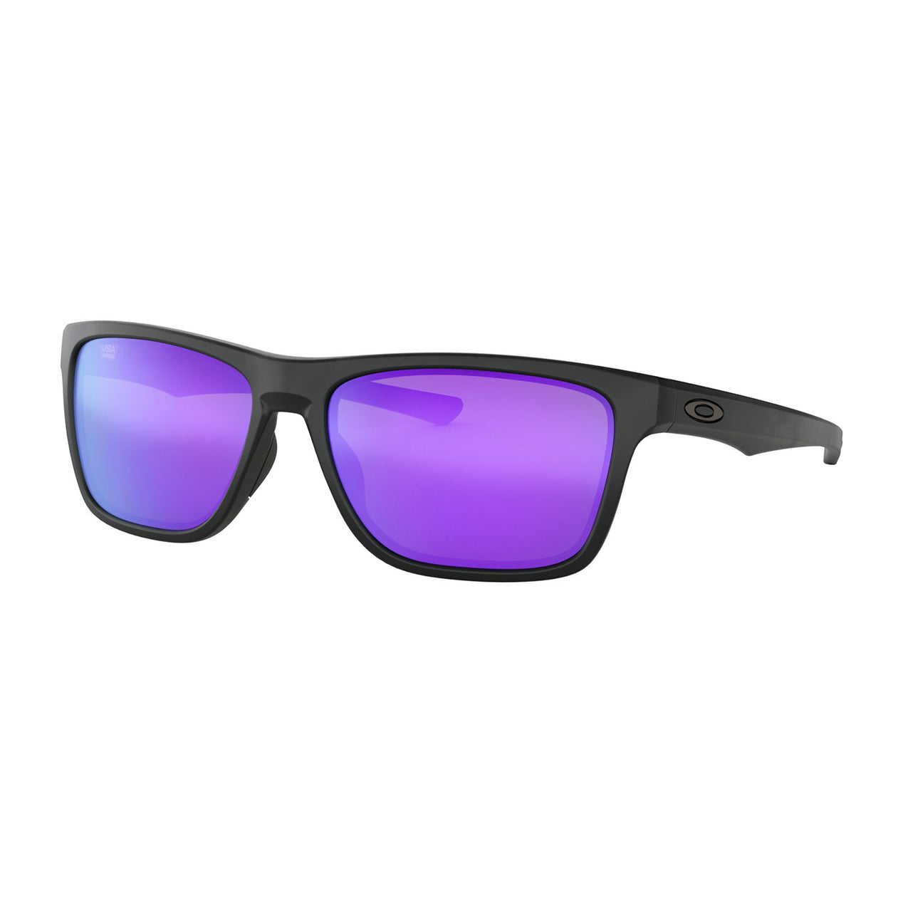cefb52177 Holston - Matte Black - Violet Iridium Lens Sunglasses No Color ...