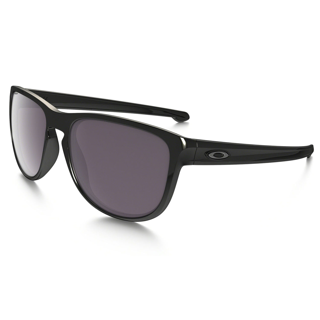 8b004d428c Oakley Sliver R Polished Black With Prizm Daily Polarized Lens ...