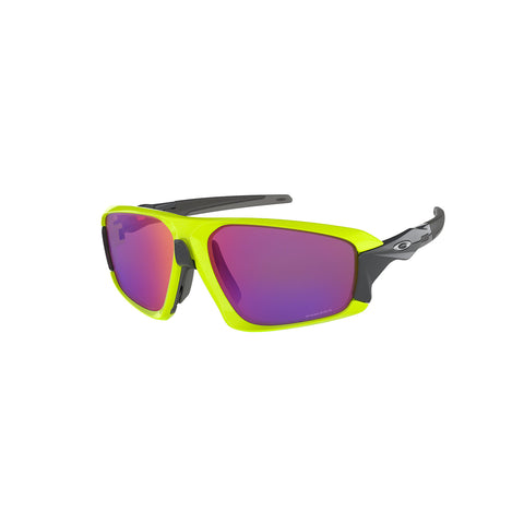 Oakley Field Jacket - Retina Burn/Carbon - Prizm Road Lens Sunglasses