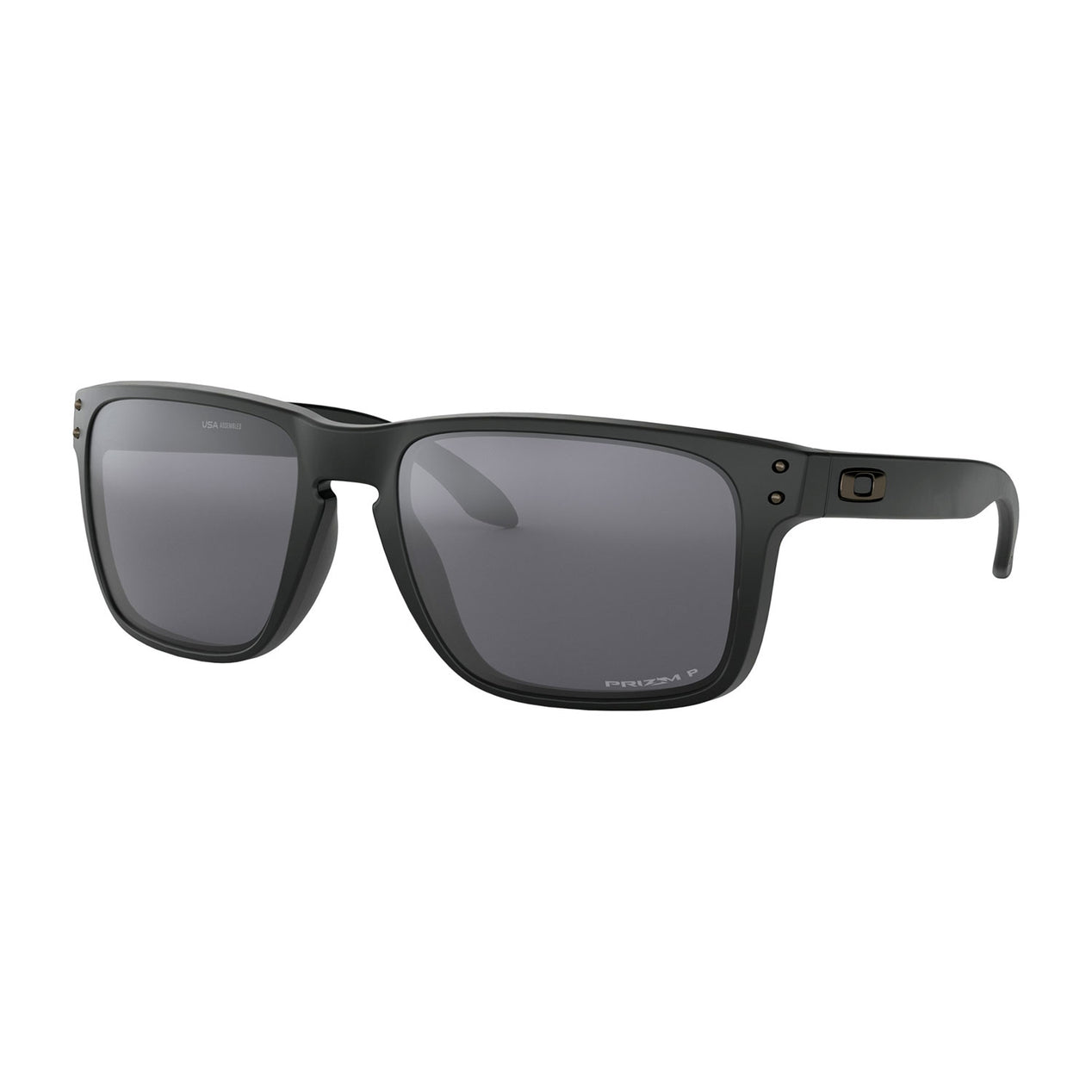 164bbbc960b9f Holbrook XL Matte Black - Prizm Black Iridium Polarized Lens Sunglasses No  Color ...