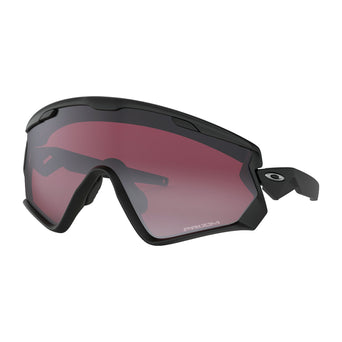 124574f90278 lazy-loading-gif Oakley Wind Jacket 2.0 Goggles Matte Black - Prizm Snow  Black Iridium