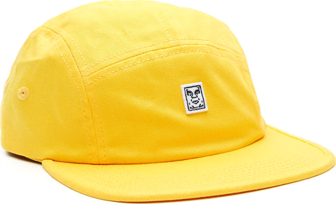 Obey 89 Icon 5 Panel Hat -Men's