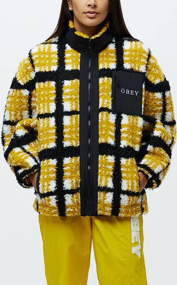 Obey Hudson Jacket - Women's