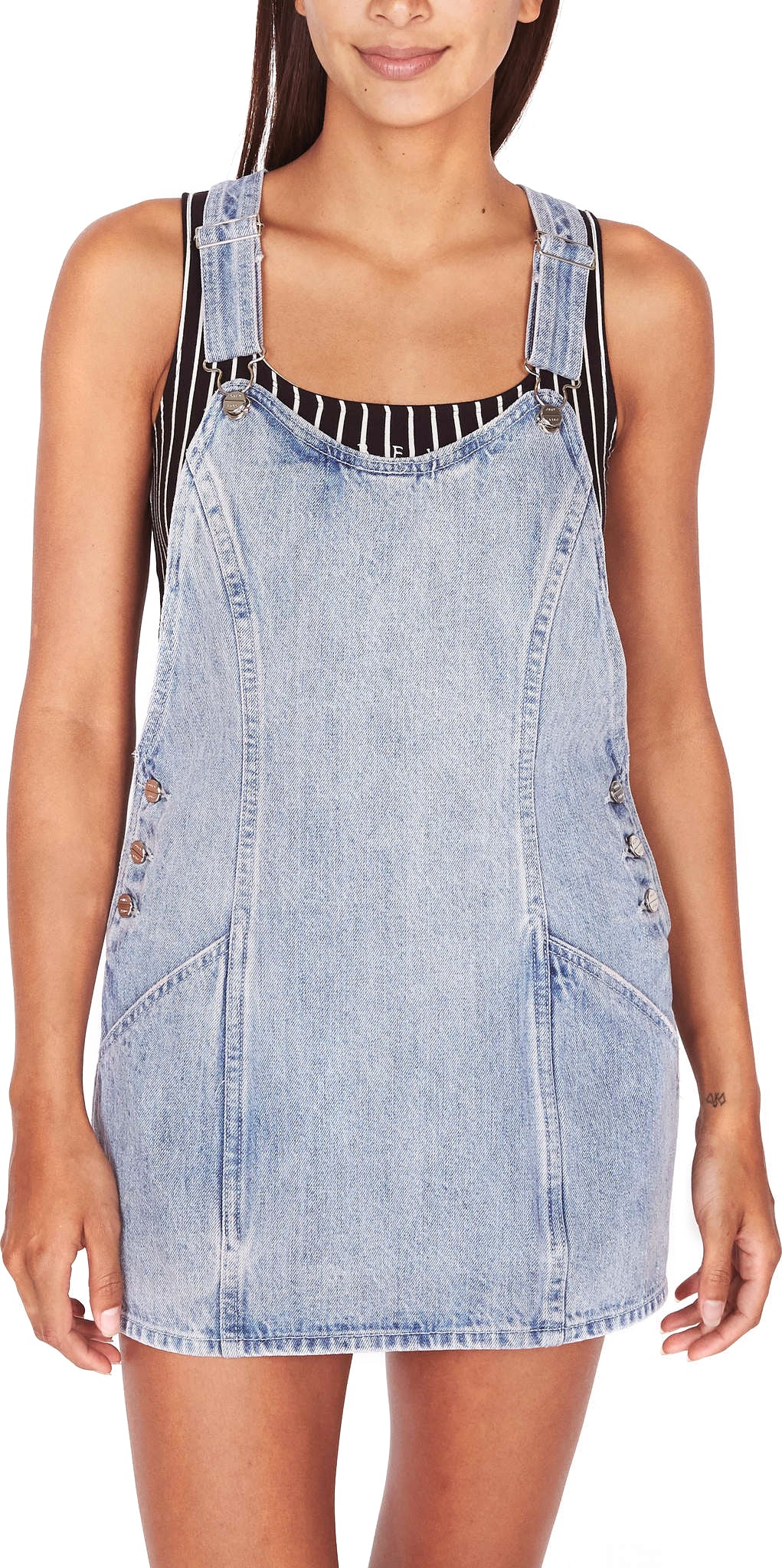 c45c0a6083 Obey Orchard Overall Dress - Women s