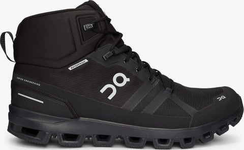 On Cloudrock Waterproof Hiking Boots - Men's