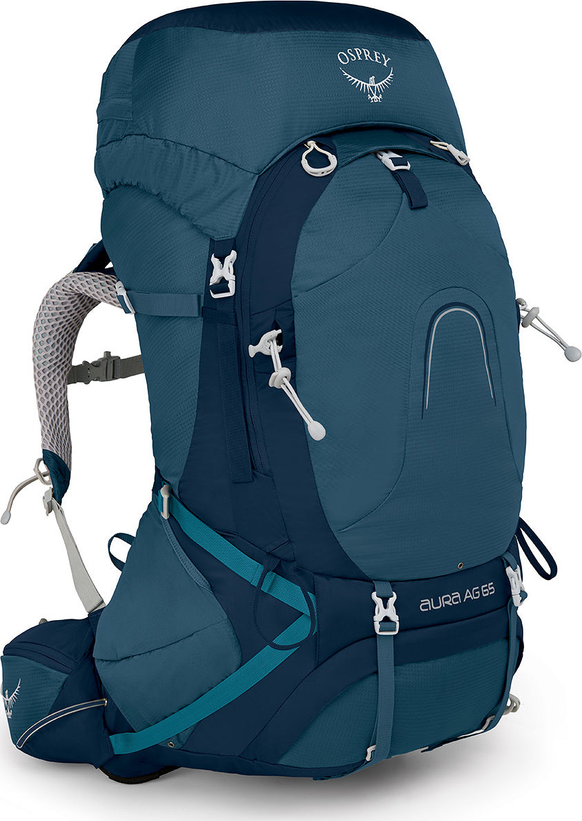 Osprey Aura Ag 65 Backpack - Women s  b371d5d9f2bb7