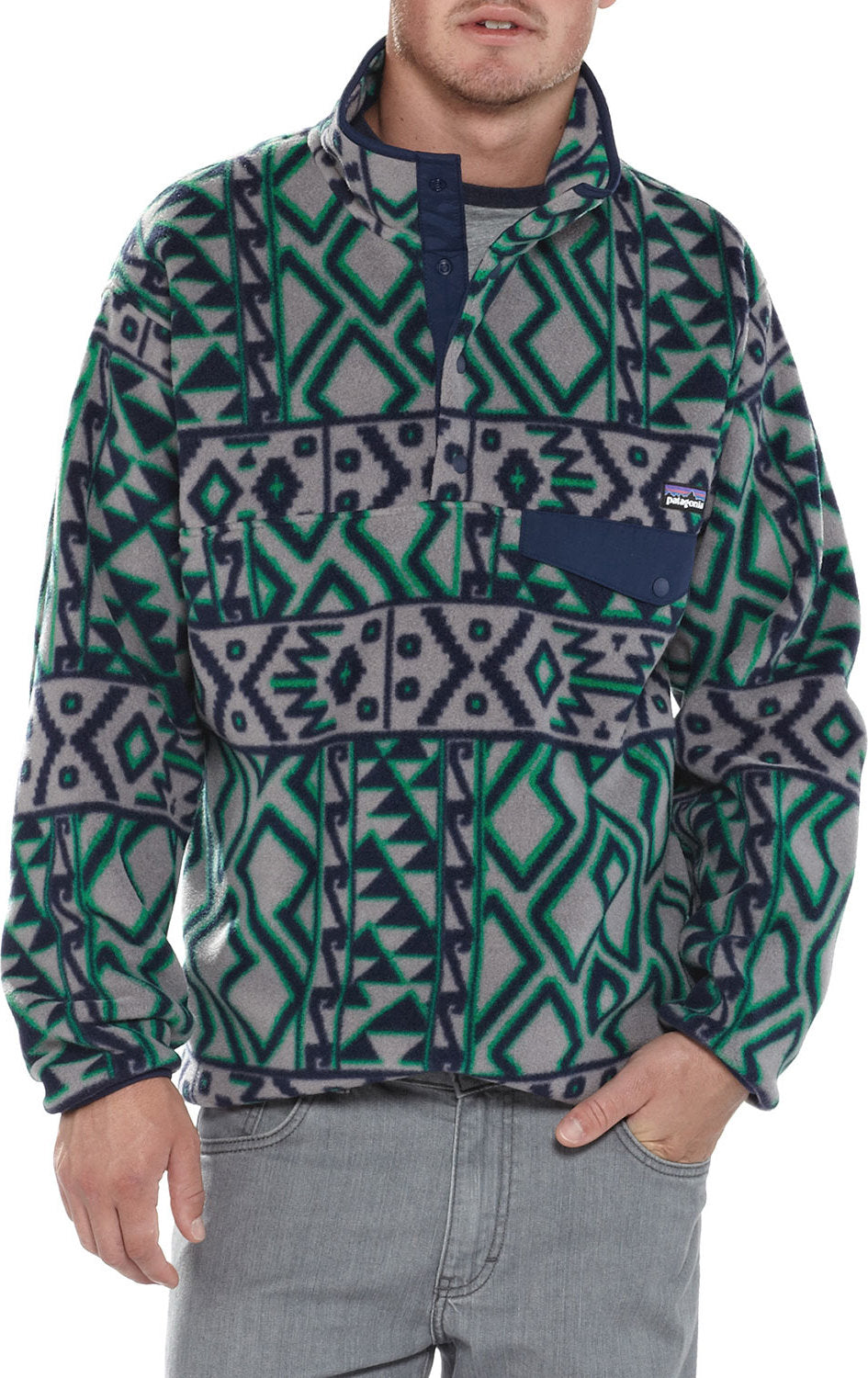 442dc69f73f Patagonia Synchilla Snap-t Fleece Pullover - Men s