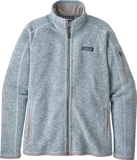 Patagonia Better Sweater Jacket - Women's - Hawthorne Blue