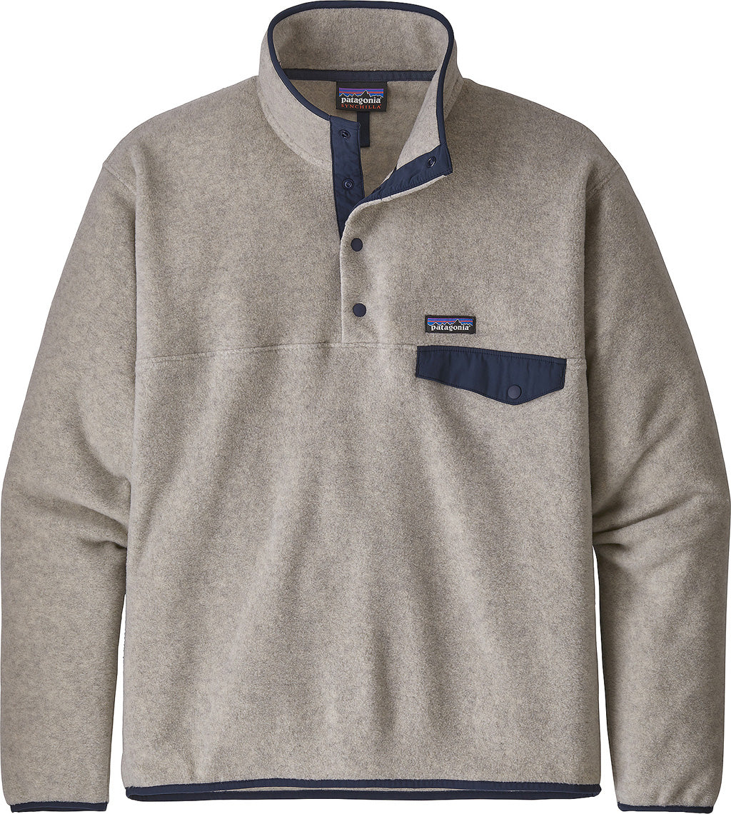 2c4648169ea73 Patagonia Lightweight Synchilla Snap-t Pullover - Men s