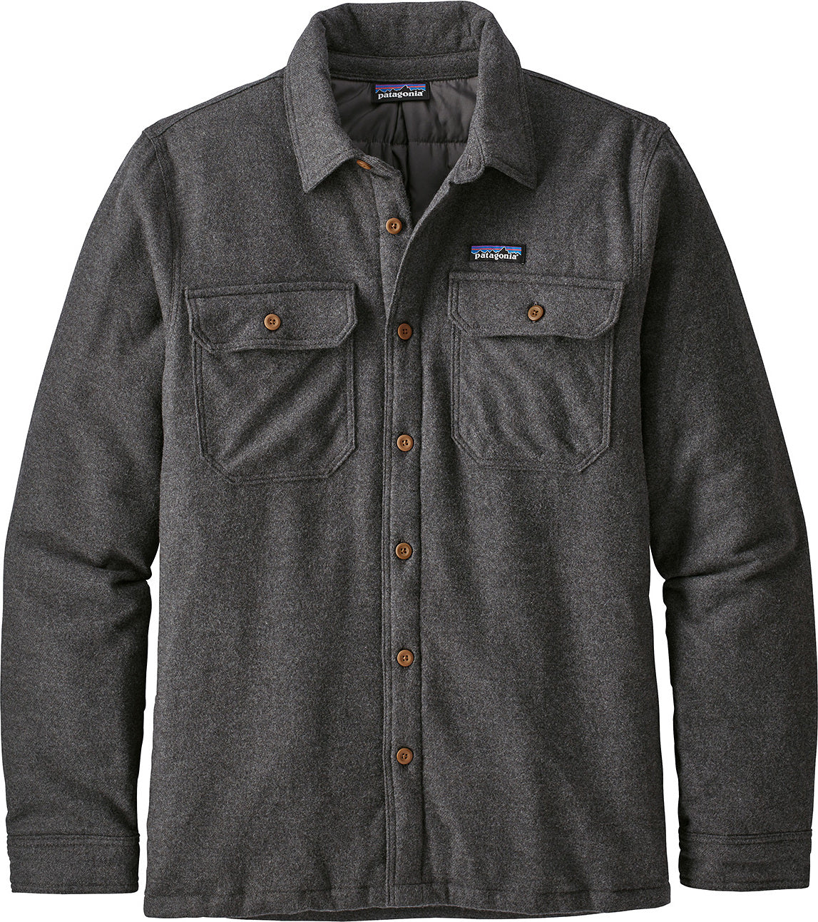 c9cfc2b916858 Patagonia Insulated Fjord Flannel Jacket - Men's | Altitude Sports