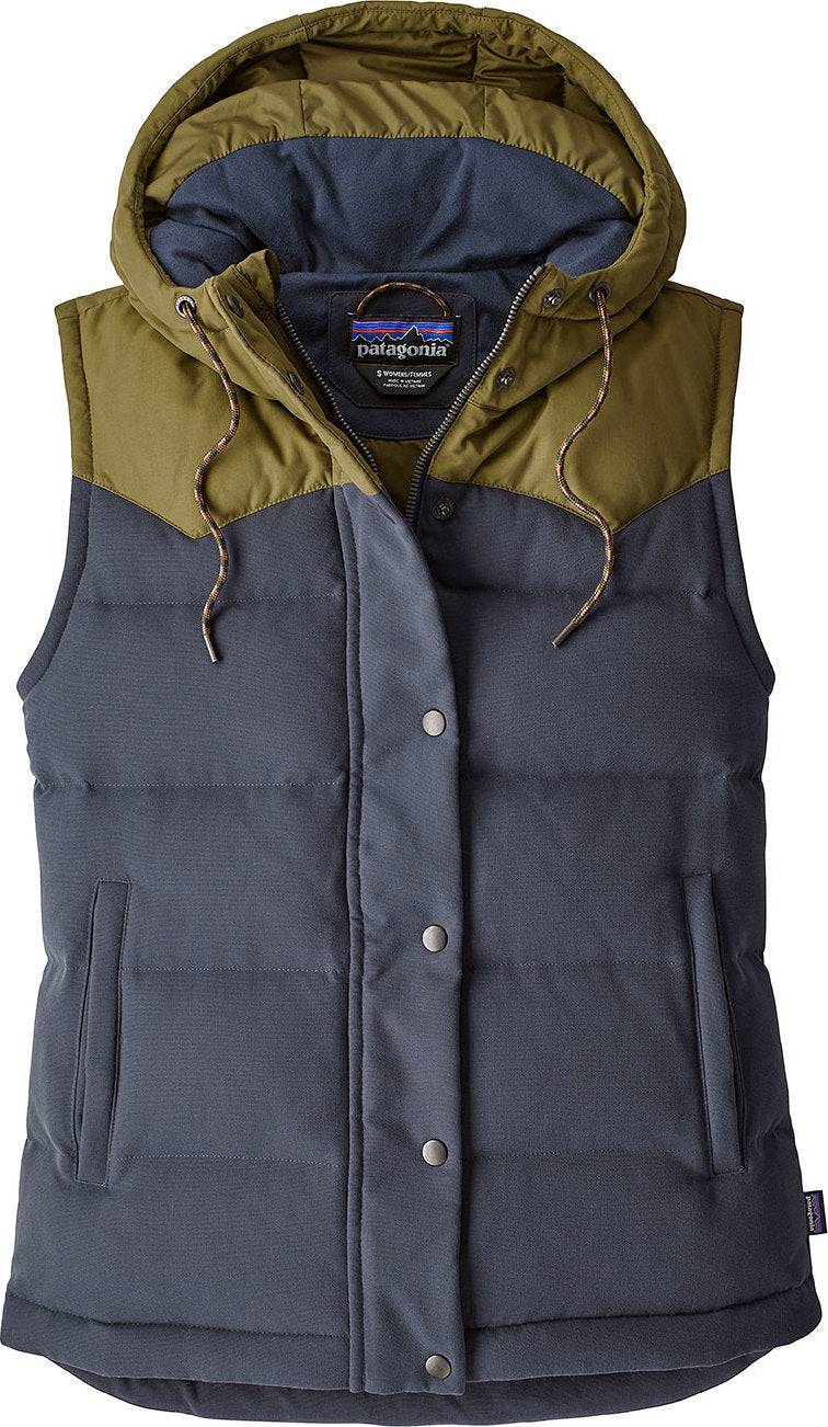 18472405aa0 Patagonia Women s Bivy Hooded Down Insulated Vest
