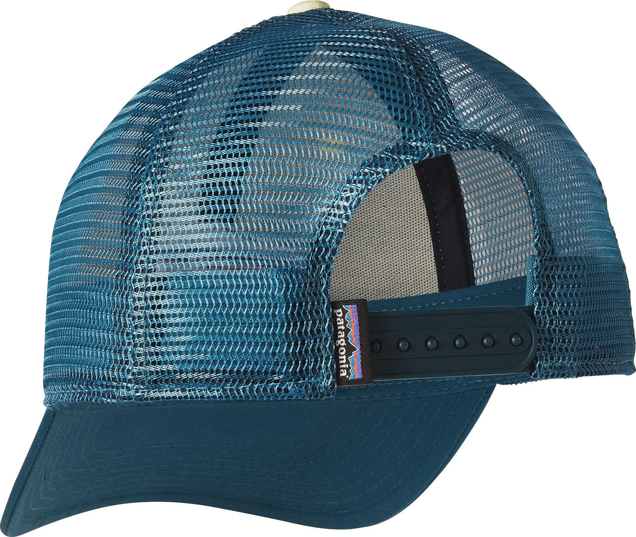32ed585f Patagonia Fitz Roy Bison Lopro Trucker Hat | Altitude Sports