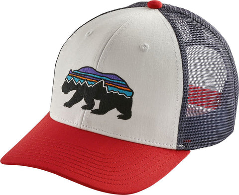 Patagonia Fitz Roy Bear Trucker Hat - Men's