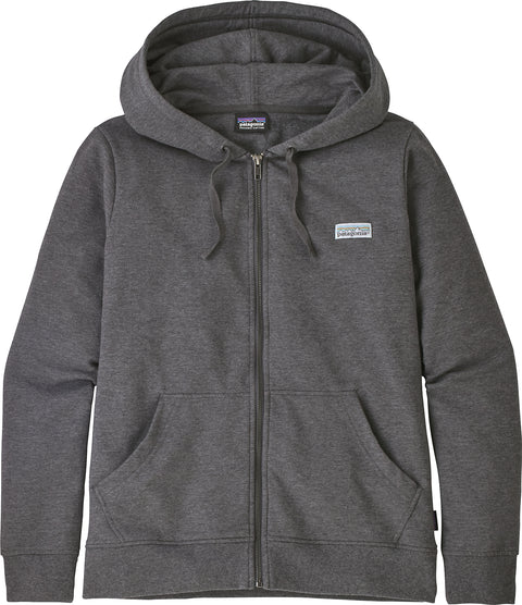 Patagonia Pastel P-6 Label Ahnya Full-Zip Hoody - Women's