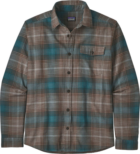 Patagonia L/S Lightweight Fjord Flannel Shirt - Men's