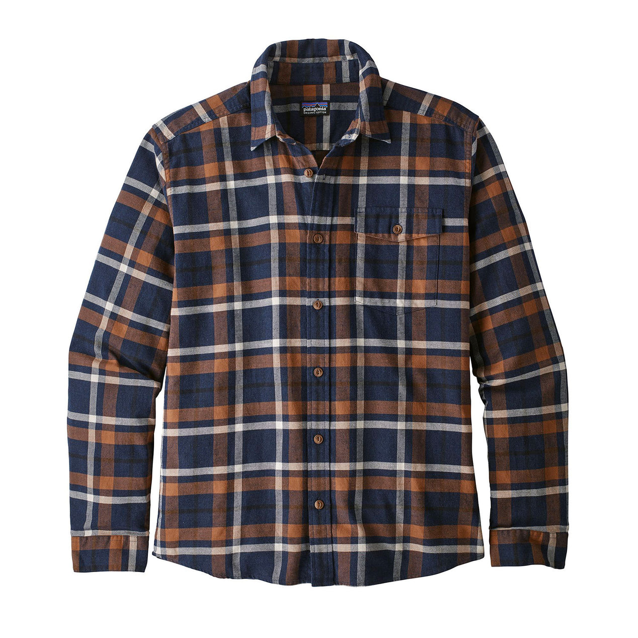e04dbe9f061 Patagonia L s Lightweight Fjord Flannel Shirt - Men s
