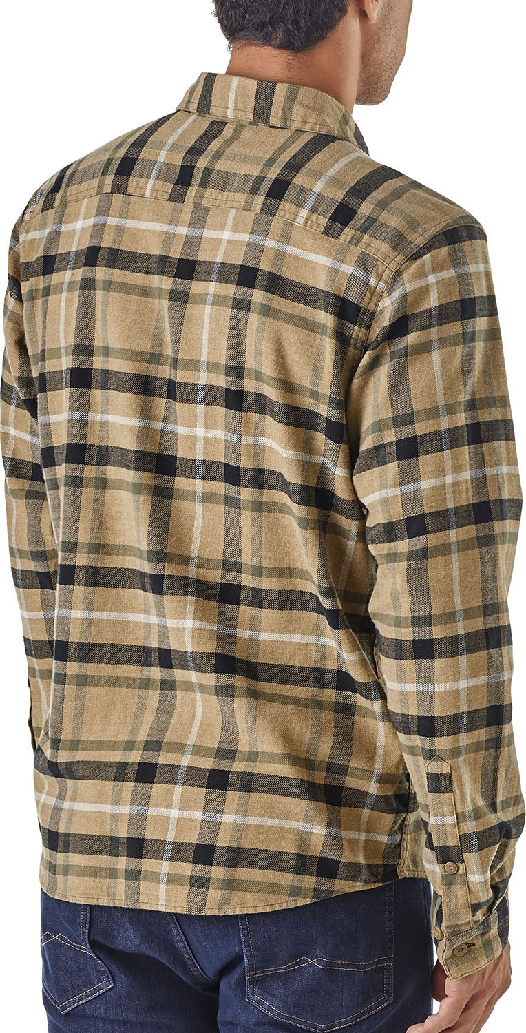 Patagonia Chemise à manches longues Lightweight Fjord Flannel Shirt Homme