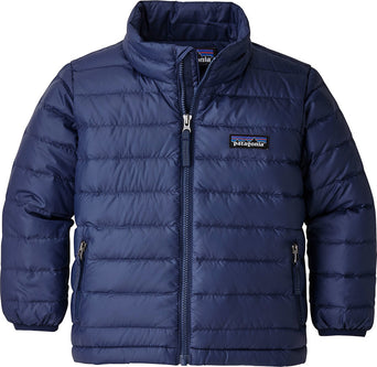 bff54731 Loading spinner Patagonia Down Sweater - Baby's Classic Navy