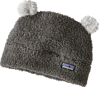 4b9612ec Loading spinner Patagonia Furry Friends Hat - Baby's Forge Grey - Drifter  Grey