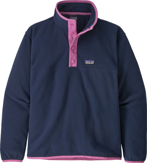 Patagonia Micro D® Snap-T® Fleece Pullover - Girls