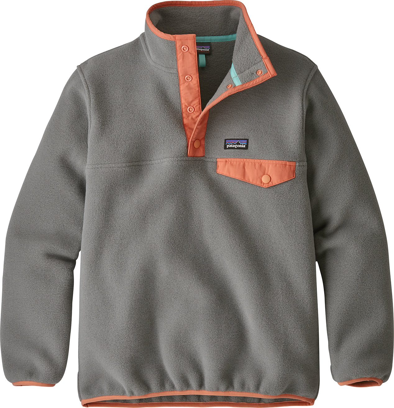 bf09618c2 Lightweight Synchilla Snap-T Fleece Pullover - Girls