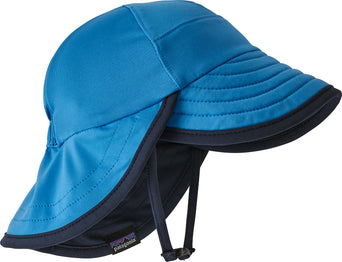 77c0bccbcd371 lazy-loading-gif Patagonia Reversible Cap Silkweight Hat - Baby s Neo Navy