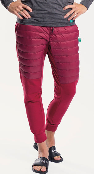 PEPPERMINT Cycling Co. Chalet Hybrid Pant - Women's