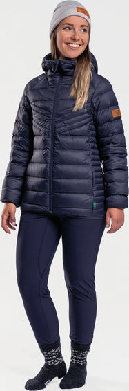 PEPPERMINT Cycling Co. Chalet Hooded Jacket - Women's