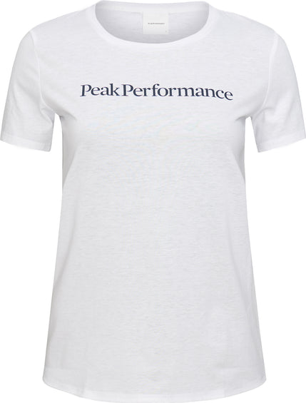 Peak Performance Track Tee - Women's