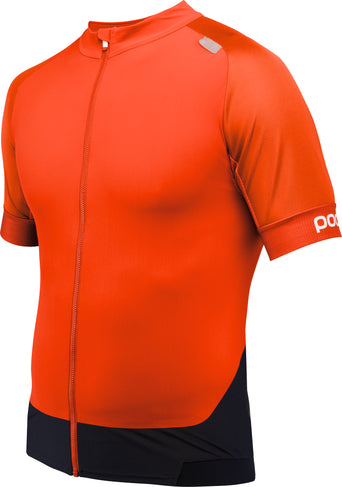 2accfe6f234 Loading spinner POC Resistance Pro XC Zip Tee - Men's Bullvalene Orange