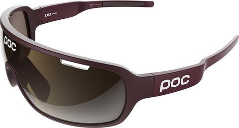 POC DO Blade Thaum Red Sunglasses