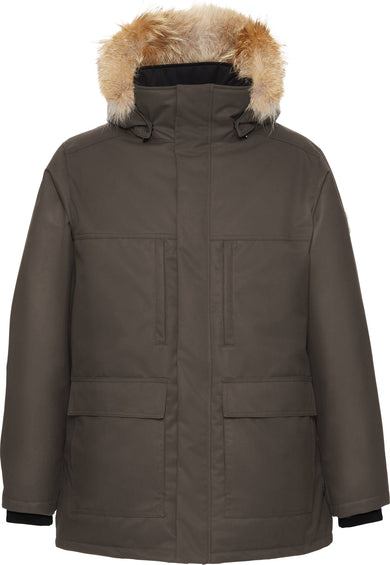Quartz Co. Churchill Coyote Fur Down Parka - Men's