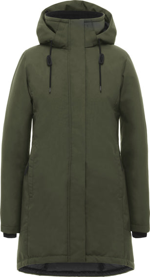 Quartz Co. Genia Jacket No Fur - Women's