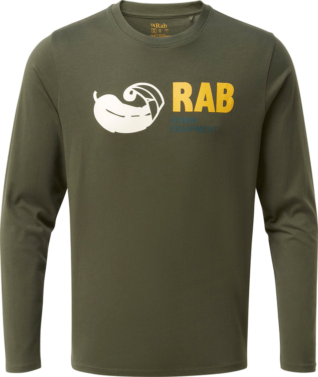Rab Stance Vintage Long Sleeve Tee - Men's