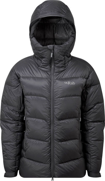 lazy-loading-gif Rab Women s Positron Pro Down Jacket Graphene - Zinc 6b01f265c1