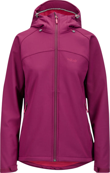 Rab Salvo Softshell Jacket - Women's