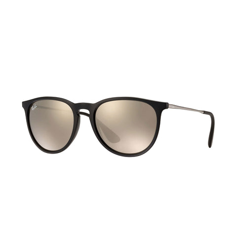 Ray-Ban Erika Color Mix - Black/ Gunmetal Frame - Gold Mirror Lens