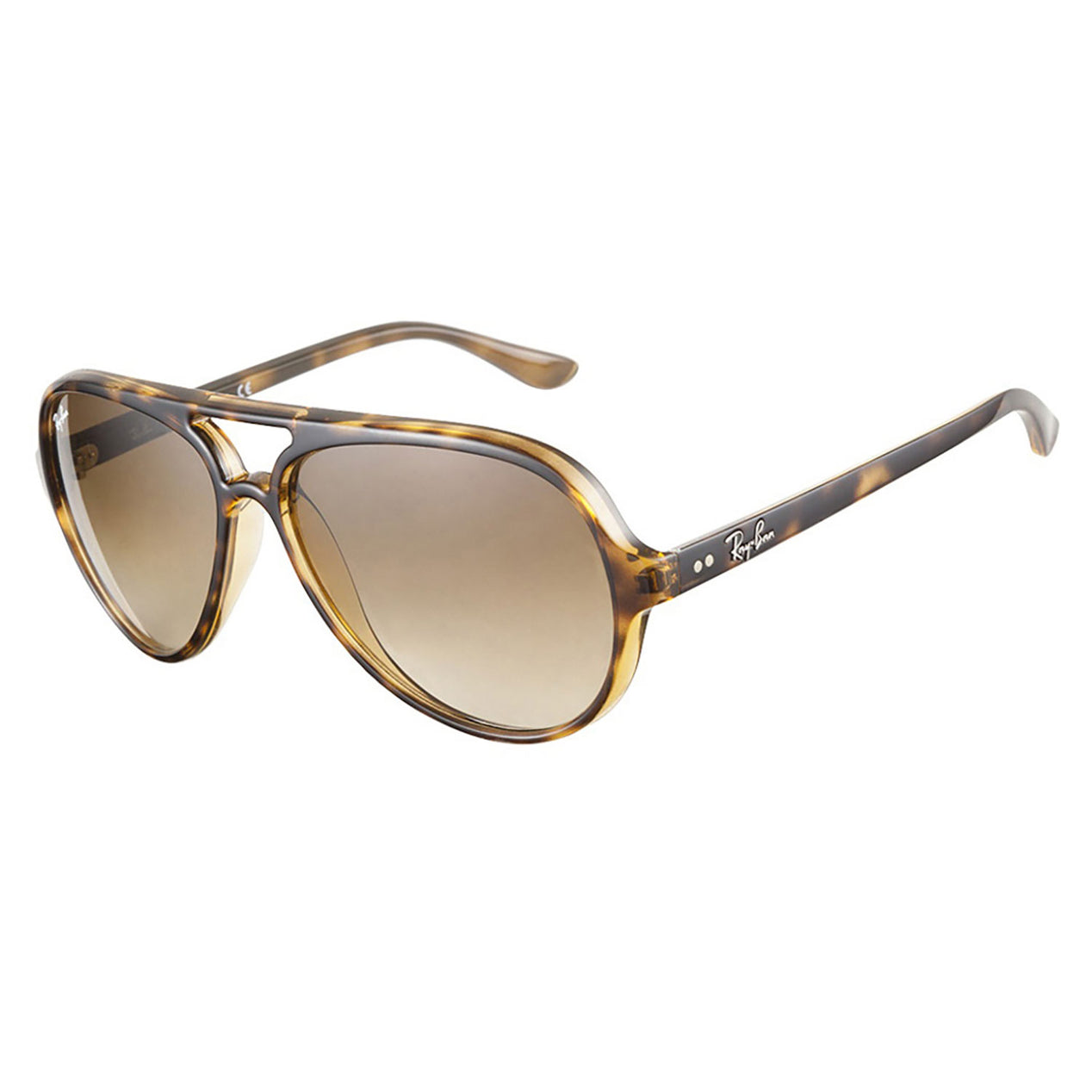 143af5f0e629ae ... spain ray ban cats 5000 classic tortoise frame light brown gradient  70d9c 9422d ...